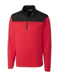 CBUK Skyridge Pullover Red with Black Thumbnail