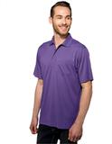 Vital Pocket Polo Purple Thumbnail