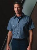 Best Selling Uniform Short Sleeve Work Shirt Thumbnail