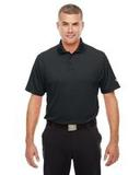 Under Armour Men's Corp Peformance Polo Black Thumbnail