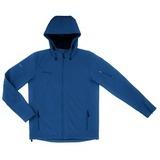 Reebok Hooded Softshell Slate Blue Thumbnail