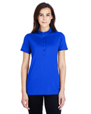 Women's Under Armour Corporate Performance Polo 2.0 Royal Thumbnail