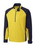 Men's Cutter & Buck WeatherTec Summit Half Zip Galaxy Thumbnail