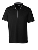 CBUK Alta Polo Shirt Black Thumbnail