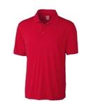 Cutter & Buck Men's DryTec Big & Tall Northgate Polo Shirt Red Thumbnail