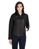 Women's Under Armour Corporate Reactor Jacket Black Thumbnail