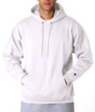 Champion Adult 50/50 Pullover Hooded Sweatshirt White Thumbnail