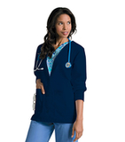 Women's Cardigan Warm-up NAVY (BNP) Thumbnail