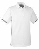 Under Armour Mens Corporate Rival Polo White Thumbnail