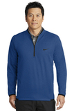 Nike Golf Therma-FIT Textured Fleece 1/2-Zip Blue Jay (Nike) Thumbnail