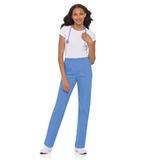 Classic Fit Scrub Pant W/ Pleat Ceil Blue (BCP) Thumbnail
