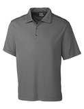 Cutter & Buck Men's DryTec Big & Tall Northgate Polo Shirt Elemental Gray Thumbnail