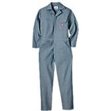 Cotton Coverall Fisher Stripe Thumbnail