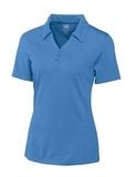 Women's Cutter & Buck DryTec Championship Polo Shirt Bayou Thumbnail