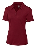 Women's Cutter & Buck DryTec Championship Polo Shirt Chutney Thumbnail