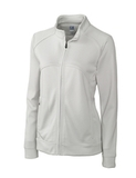 Women's Cutter & Buck DryTec Edge Full-Zip Jacket Reflect Thumbnail