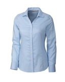 Women's Cutter & Buck Long Sleeve Epic Easy Care Tattersall Atlas Thumbnail