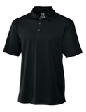 Cutter & Buck Men's DryTec Big & Tall Genre Polo Shirt Black Thumbnail