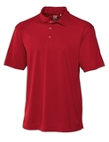 Cutter & Buck Men's DryTec Big & Tall Genre Polo Shirt Cardinal Red Thumbnail