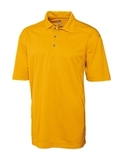 Cutter & Buck Men's DryTec Big & Tall Genre Polo Shirt College Gold Thumbnail