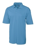 Cutter & Buck Men's DryTec Big & Tall Genre Polo Shirt Sea Blue Thumbnail