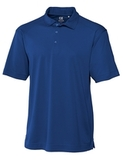 Cutter & Buck Men's DryTec Big & Tall Genre Polo Shirt Tour Blue Thumbnail