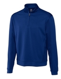 Cutter & Buck Men's DryTec Edge Half-Zip Tour Blue Thumbnail