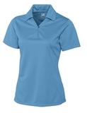 Women's Cutter & Buck DryTec Genre Polo Shirt Sea Blue Thumbnail