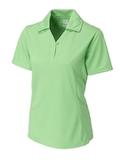 Women's Cutter & Buck DryTec Genre Polo Shirt Sea Green Thumbnail