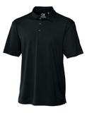 Cutter & Buck Men's DryTec Genre Polo Shirt Black Thumbnail