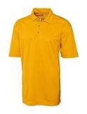 Cutter & Buck Men's DryTec Genre Polo Shirt College Gold Thumbnail