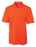 Cutter & Buck Men's DryTec Genre Polo Shirt College Orange Thumbnail