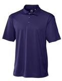 Cutter & Buck Men's DryTec Genre Polo Shirt College Purple Thumbnail