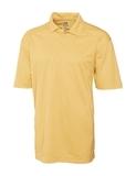 Cutter & Buck Men's DryTec Genre Polo Shirt Desert Thumbnail