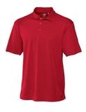 Cutter & Buck Men's DryTec Genre Polo Shirt Red Thumbnail