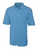 Cutter & Buck Men's DryTec Genre Polo Shirt Sea Blue Thumbnail