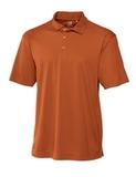 Cutter & Buck Men's DryTec Genre Polo Shirt Texas Orange Thumbnail