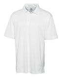 Cutter & Buck Men's DryTec Genre Polo Shirt White Thumbnail