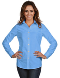Women's Dynasty Dress Shirt Oxford Blue Thumbnail