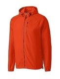 Men's Cutter & Buck Anderson Full Zip Jacket College Orange Thumbnail