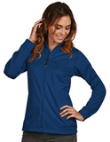 Antigua Women's Full-Zip Golf Jacket Dark Royal Thumbnail