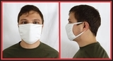 Blank 3-Ply FDA Approved Mask White Thumbnail