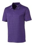 Cutter & Buck Big & Tall Interbay Polo College Purple Heather Thumbnail