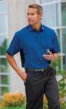 Dry Zone Colorblock Ottoman Polo Shirt Thumbnail