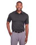 Under Armour Mens Corporate Playoff Polo Black Thumbnail