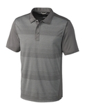 Cutter & Buck Big and Tall Crescent Polo Elemental Grey Thumbnail