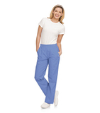 Eased Fit Scrub Pants Ceil Blue Thumbnail