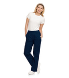 Eased Fit Scrub Pants Navy Thumbnail
