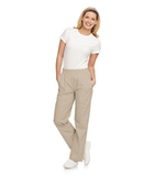 Eased Fit Scrub Pants Sandstone Thumbnail
