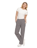 Eased Fit Scrub Pants Silver Thumbnail